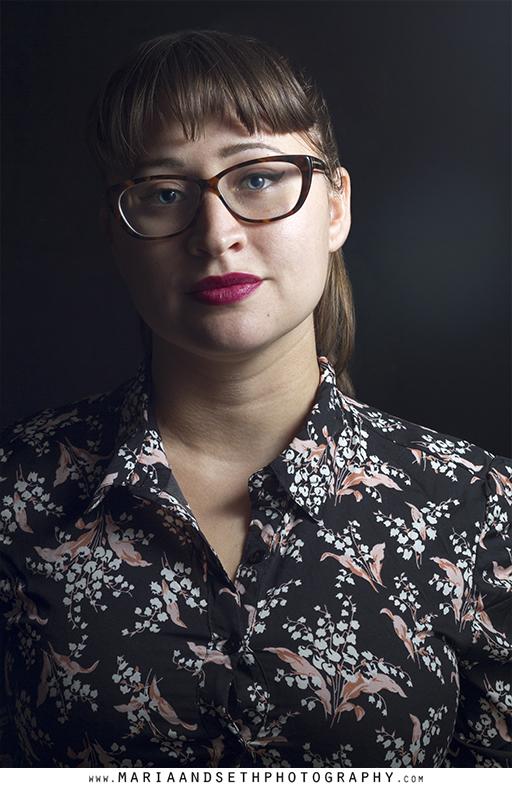 Portrait and headshot photographer Redlands